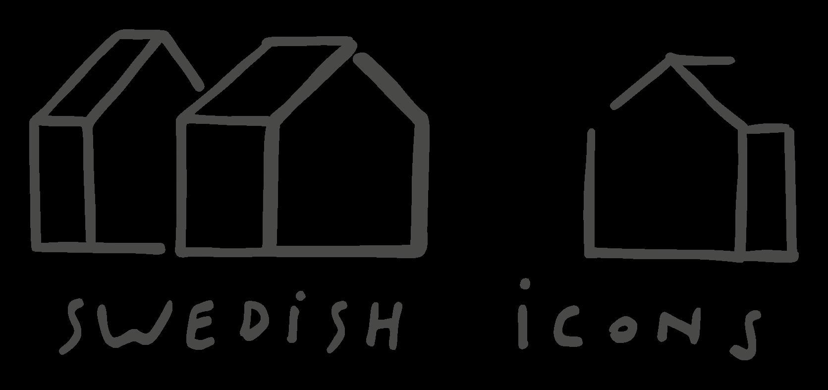 Swedish Icons